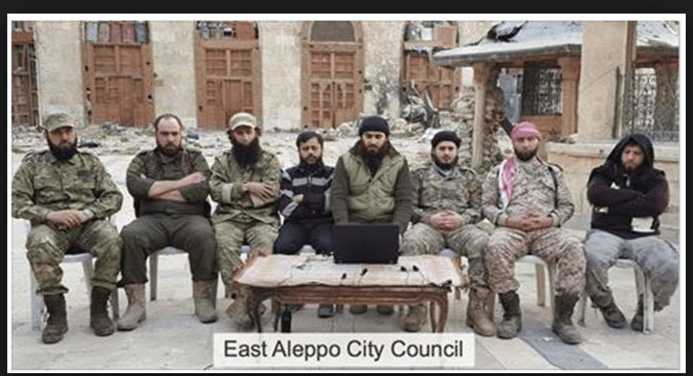 Norge finansierer Syria milits