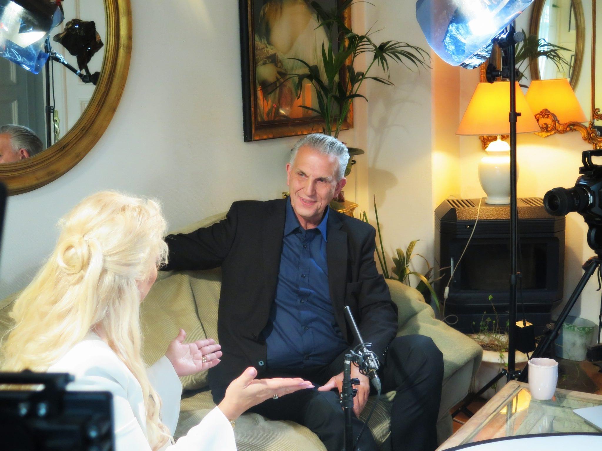 Lars Rønbeck Herland Report TV