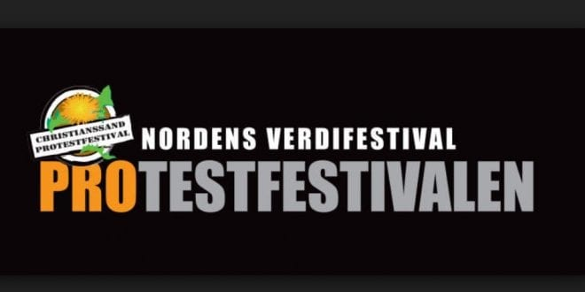 Kjendiser stiller opp for Protestfestivaleni Kristiansand, 10-16 september: Radikalt oppgjør med apati og likegyldighet