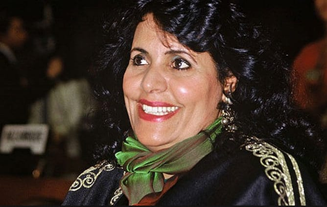 Safia Farkash Gaddafi wife Herland Report
