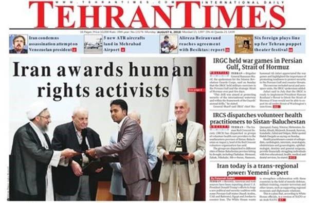 Norwegian Trond Ali Linstad defender of Muslim Human Rights: Award