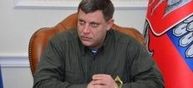 Drapet på Donetsk leder: Vil Kadyrov hevne Zakhartsjenko? Dr. Bjørn Nistad