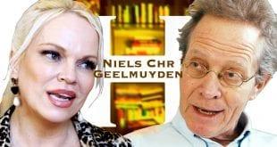 """TV intervju: Niels Chr. Geelmuyden om """"Pillebefinnende. Hva vet vi om medisinene vi tar?"""" Herland Report"""