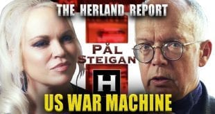 Pål Steigan Herland Report Tilliten til mediene stuper