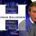 Barneverstragediene i Norge - Einar Salvesen