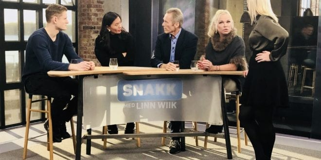 "Hanne Nabintu Herland deltar ikveld på TV2 Nyhetskan. kl 18 om FEMINISME ""Snakk med Linn Wiik"" #Jordan Peterson"