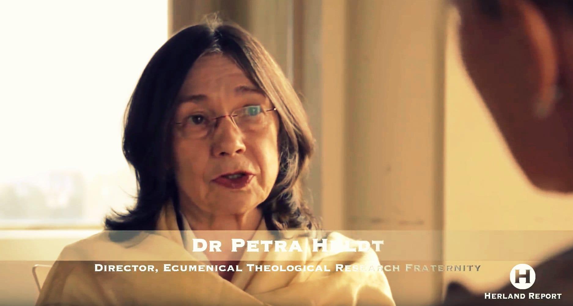Petra Heldt, Herland Report