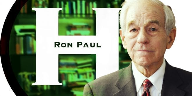 Ron Paul On Coronavirus Politics now Dictate Science to provide continuous transfer of wealth?