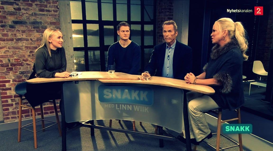 Intervju i DAGEN: Hanne Nabintu Herlands nye bok Det Nye Babylon omtalt hos TV2