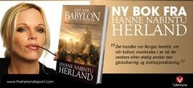 Det Nye Babylon - Hanne Nabintu Herland