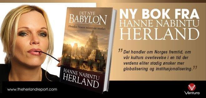Forhåndsomtale av ny bok, stort intervju samt kronikk i dagens DAGEN – Hanne Nabintu Herland
