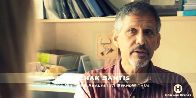 Political Islamism is not the religion of Islam – Senior Israeli commentator Yitzhak Santis, Herland Report TV