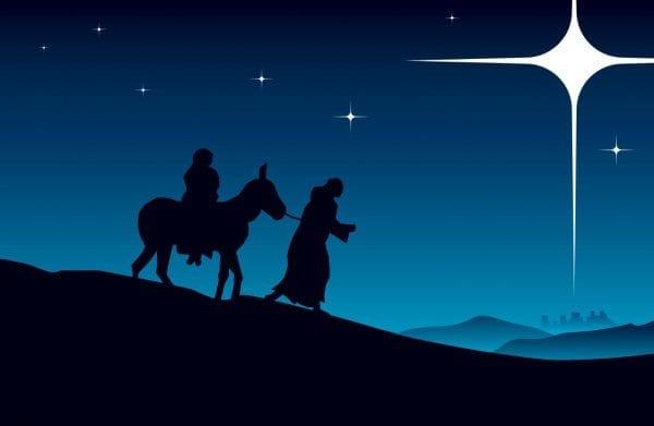 The Judeo-Christian contributions: Christmas Jesus Joseph
