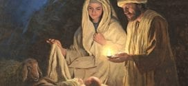 Merry Christmas The Holy Child and Mary Herland Report