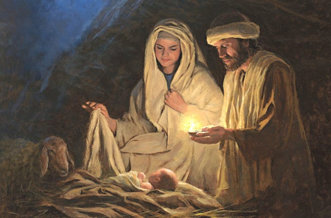 Merry Christmas: The Rational Christian contributions to Western cultureThe Holy Child and Mary Herland Report