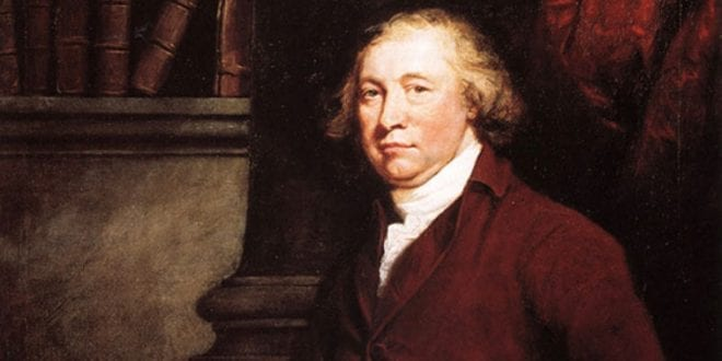 Edmund Burke: On Conservatism, Liberalism and Opposition to the Socialist State