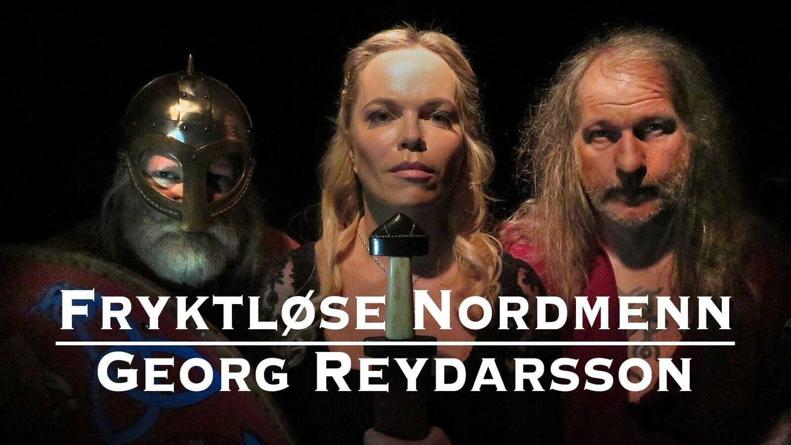 Fryktløse Nordmenn Georg Reydarsson