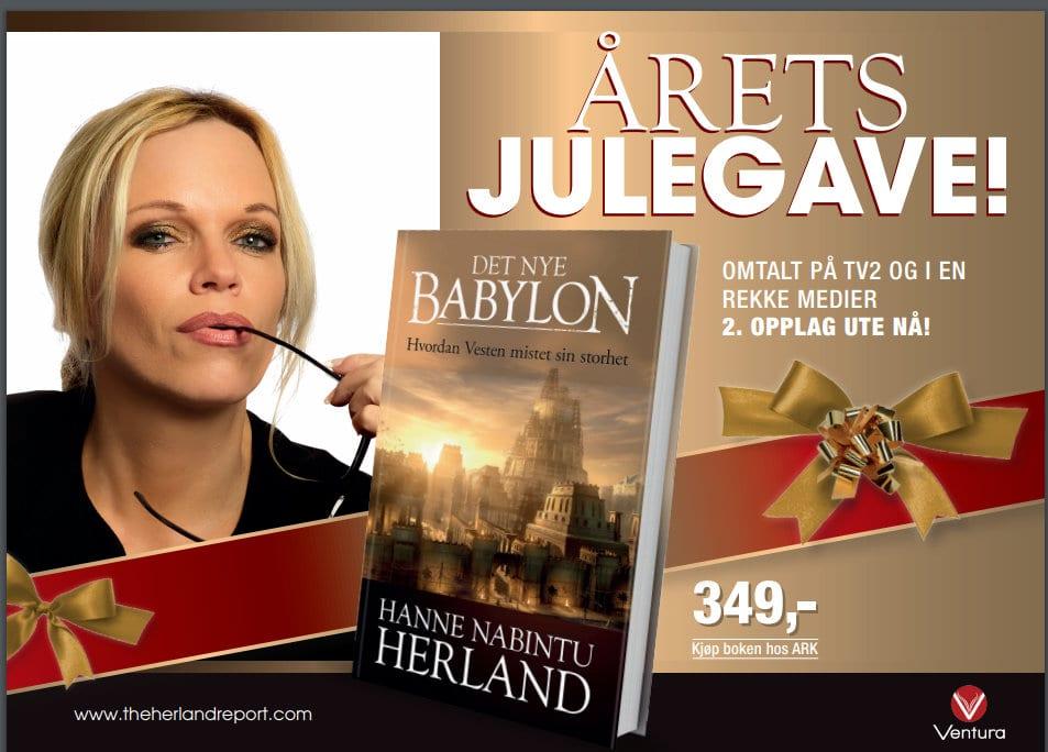 Hanne Nabintu Herland Det Nye Babylon