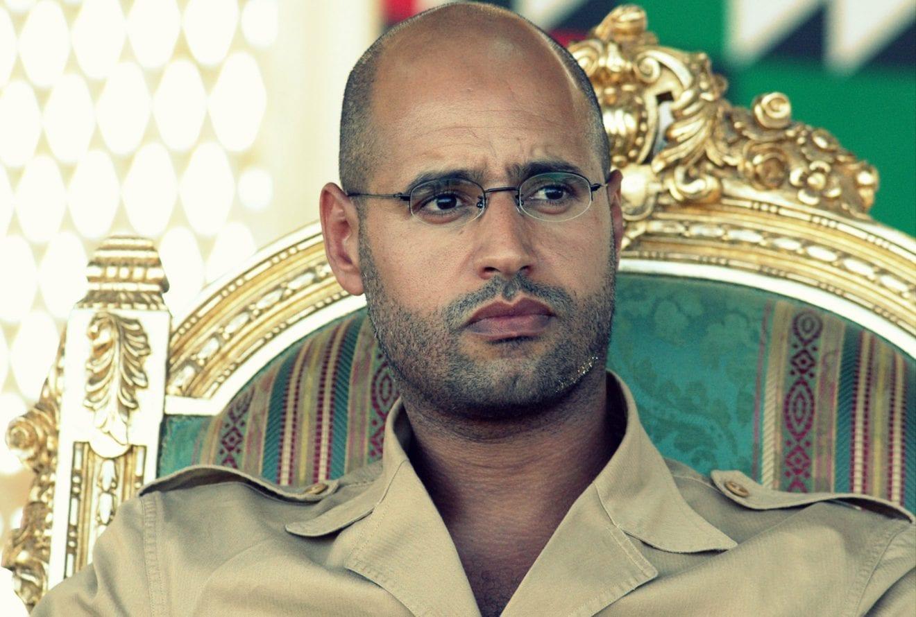Saif al-Islam Gaddafi renamed