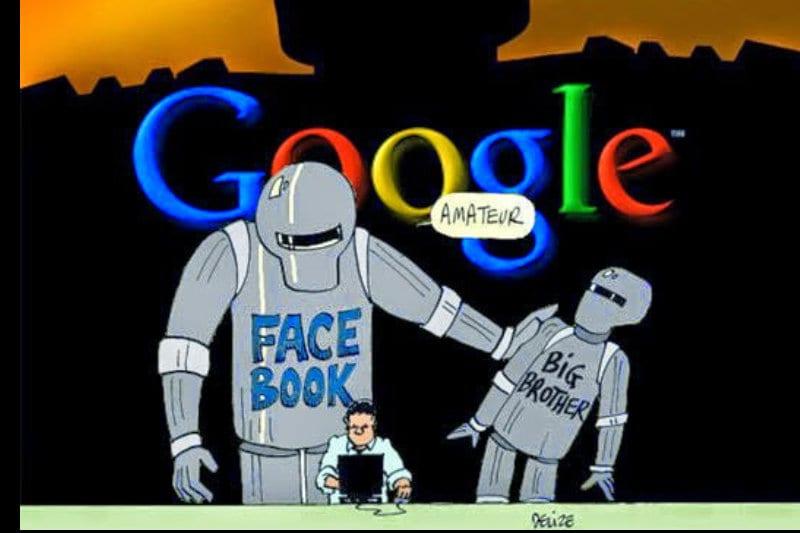 Google Facebook censorship