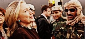 Libya was Hillary's war. Foreign Policy