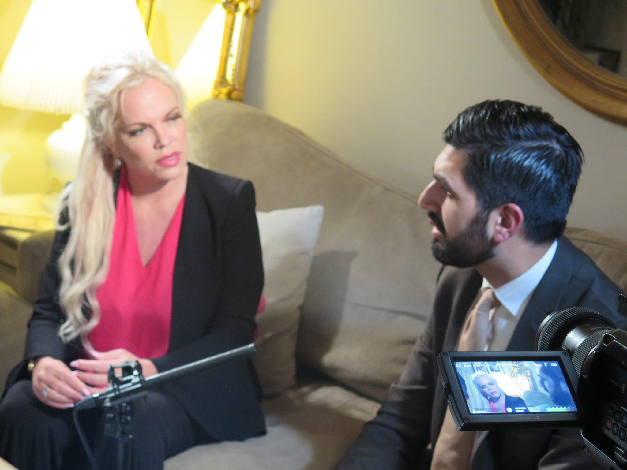Samtale med Mohammad Usman Rana om religionsfiendtlig sekulær ekstremisme Herland Report