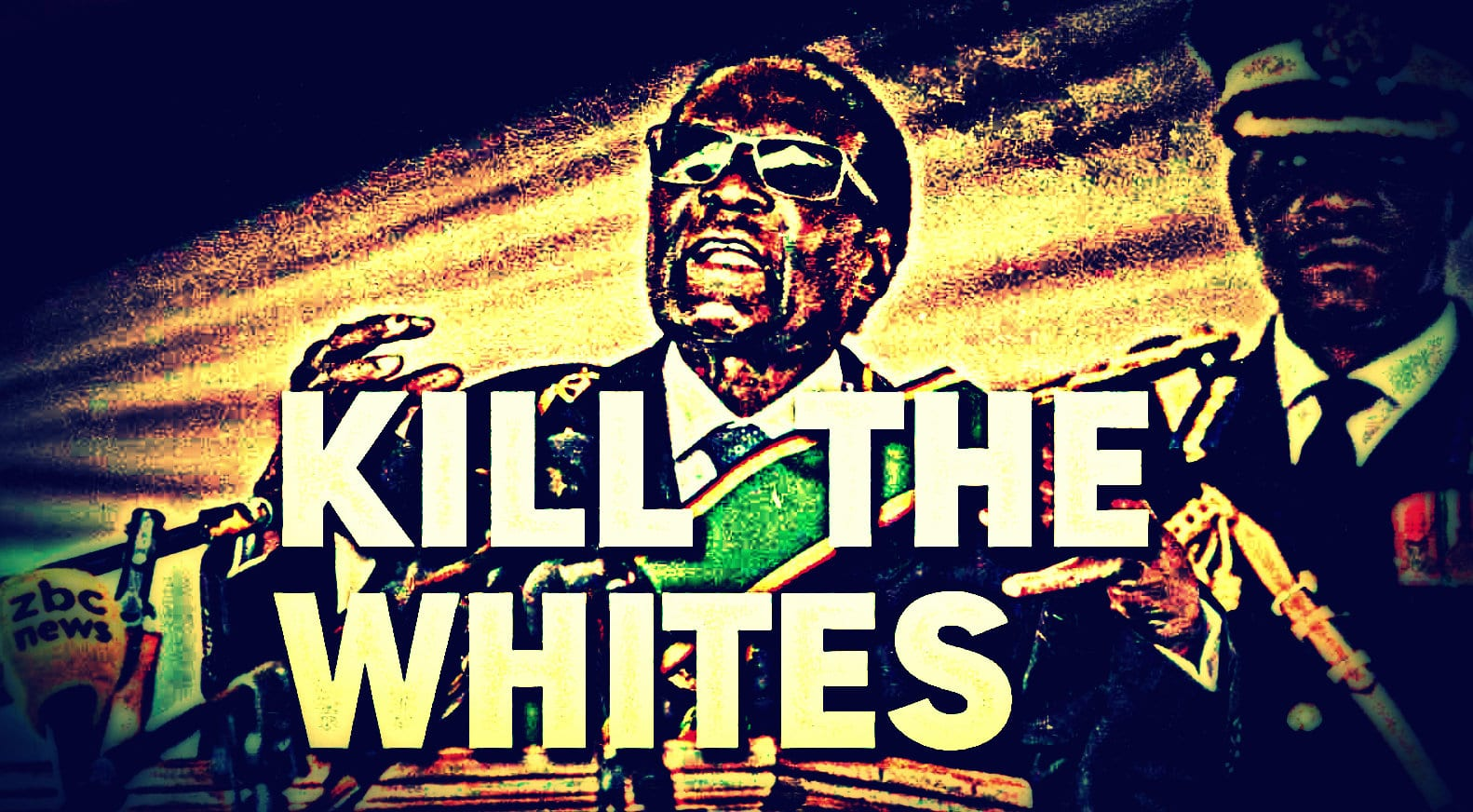 ANC South Africa racism Mugabe