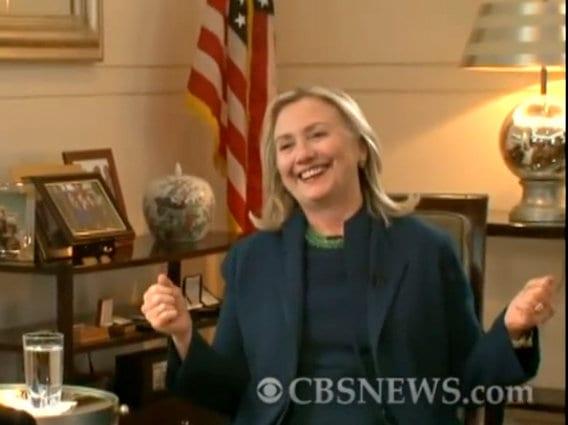 Libya was Hillary's war.