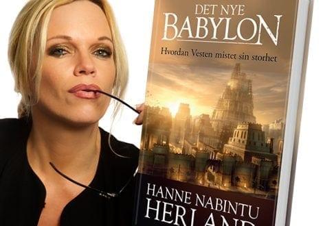 """Hanne Nabintu Herland på TV2 om Det Nye Babylon - """"Snakk med Unni Wiik"""""""