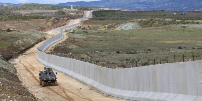 Baffling European hypocrisy: Europe criticizes Trump for #BorderWall, yet funds 764 km wall Turkey-Syria, and pays billions, Herland Report