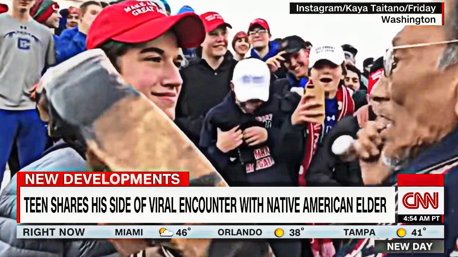 The Covington Scandal defamation lawsuit: CNN Washington Post pay Nick Sandmann 500 million in damages, Heralnd Report