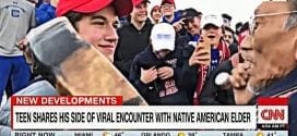 "The Covington High Scandal: One of the worst demonstrations of ""racism against whites"" in a long time – Hanne Nabintu Herland, Herland Report"