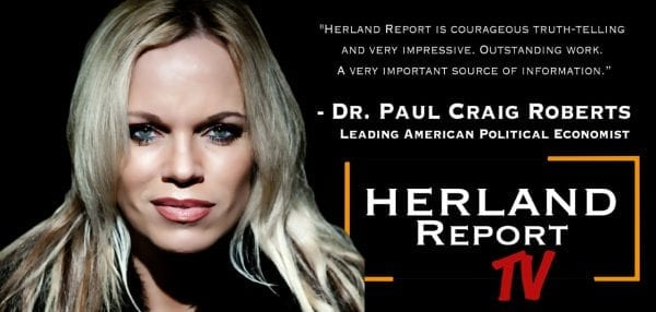 Paul Craig Roberts endorse Herland Report