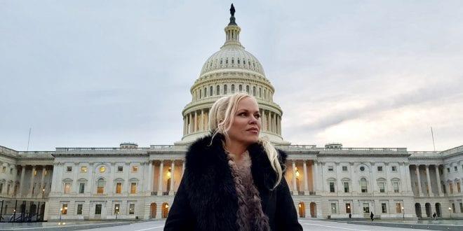 Herland Report internasjonalt gjennombrudd: Samtaler med senatorer, ledende advokater, journalister – Hanne Nabintu Herland