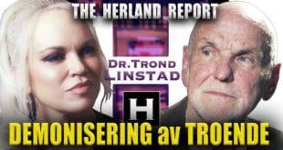 Er muslimer blitt de nye «jøder» med endeløse krav om særrettigheter? Trond Ali Linstad Herland Report