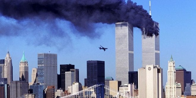 9-11-attack-on-world-trade-towers Getty