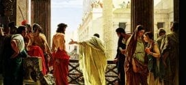 Jesus lived in a police state, much like America today - John Whitehead Herland Report