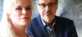 Walid al Kubaisi og Hanne Nabintu Herland
