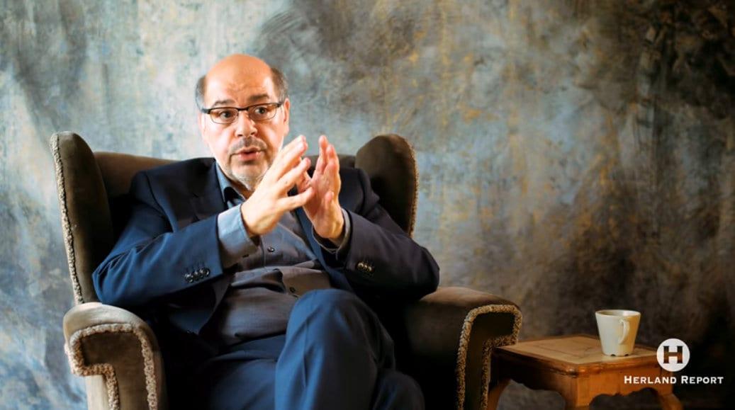 Sharam Alghasi med ren løgn om Herland Report i Dagbladet Hanne nabintu