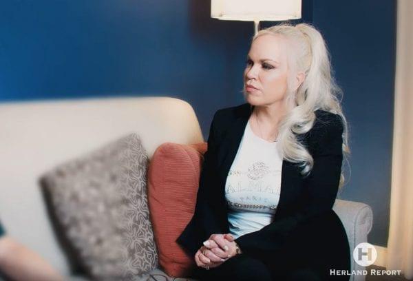 NY BOK TYRANNI Hanne Nabintu Herland: Sjokkmøte med intolerante nymarxister, Herland Report