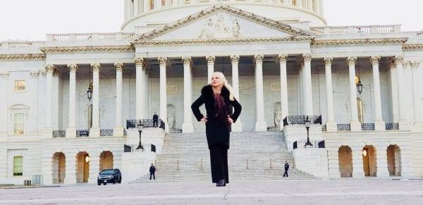 Hanne Herland i Washington Den arabiske våren ble til en vinter