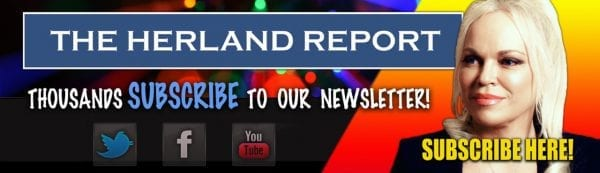 atheism creates Communist Holocaust Herland Report Subscribe to Newsletter banner