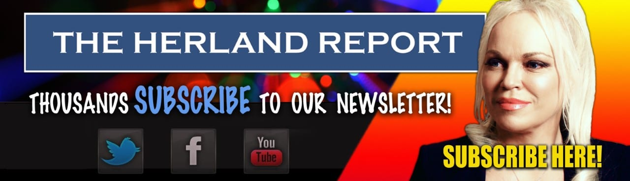 Gun Control and Racism: Herland Report Subscribe to Newsletter banner