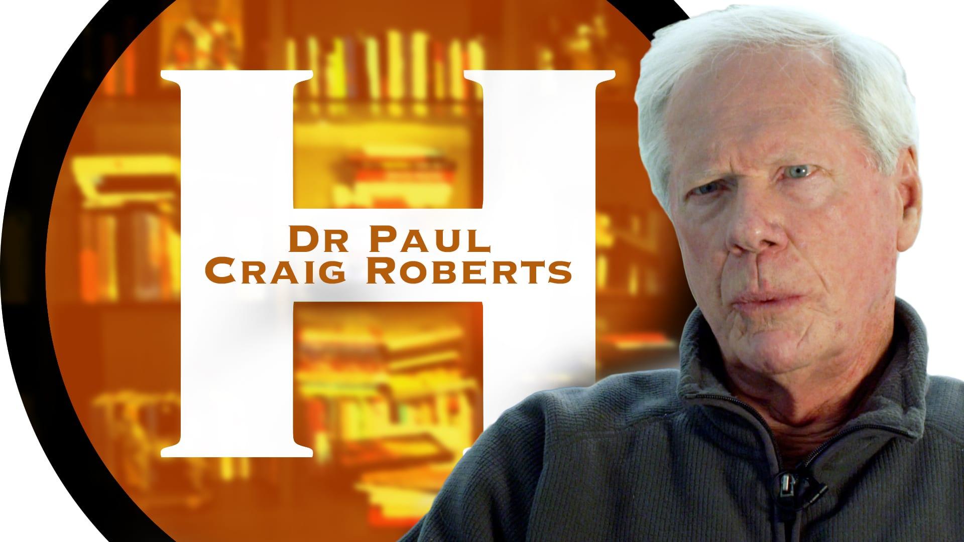 Soviet Union dystopia: Paul Craig Roberts