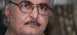 US citizen Khalifa Haftar and Russian ally is doomed to fail, Herland Report