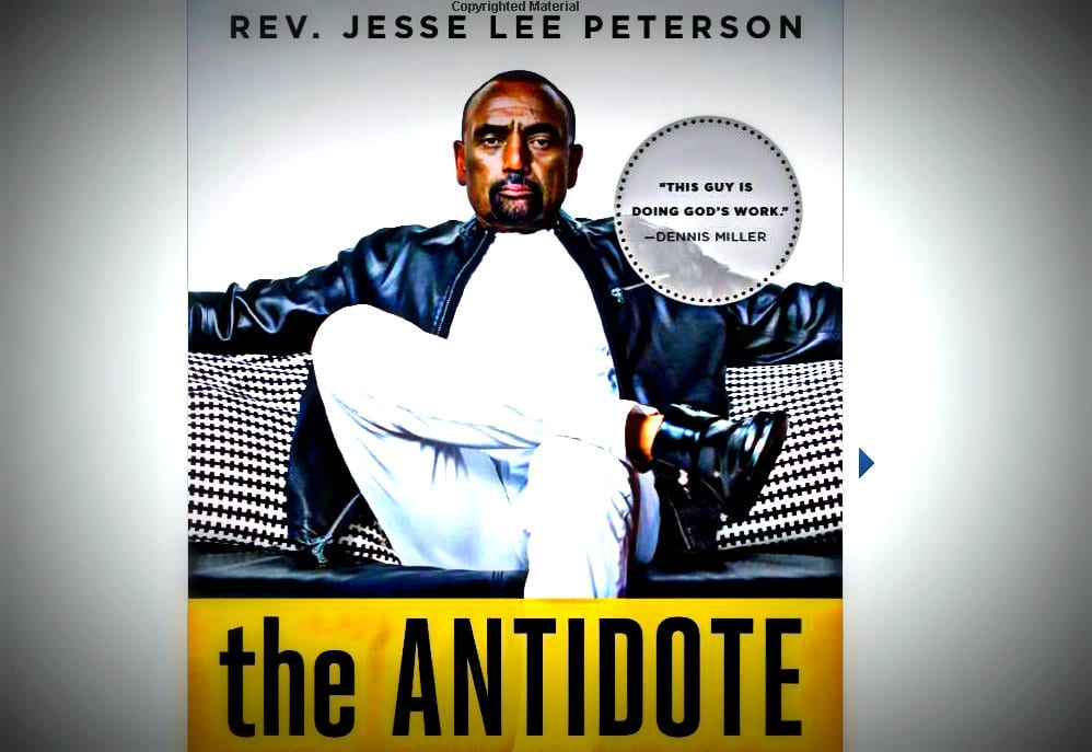 The Liberals want a Race War: People should Walk Away jesse-Lee-Peterson-USA-The-Antidote.jpg