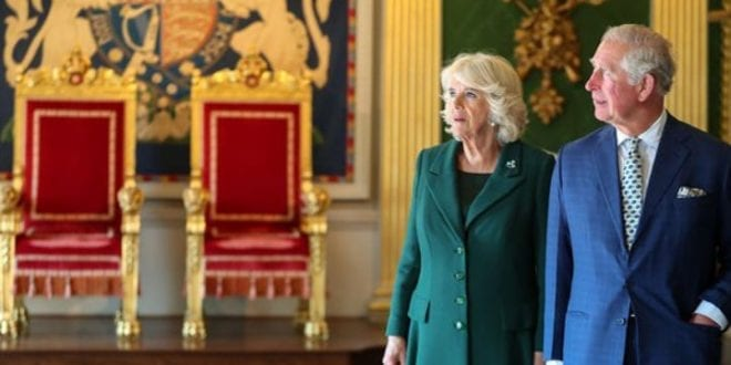 Prince Charles Moving Speech on the horrifying Christian Persecution Herland Report