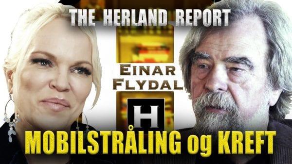 Einar Flydal Herland Report Mobilstråling koblet mot kreft?