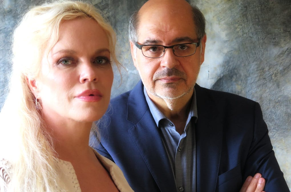 New Atheist Religion: Secular Messianism - Walid al Kubaisi with Hanne Nabintu Herland