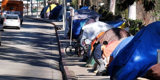 California wages war against its own middle-class, has highest national US poverty rate, Herland Report BF